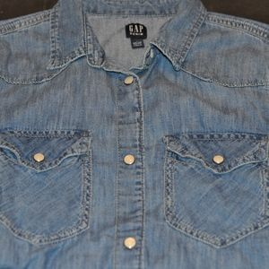 Gap Denim Shirt | S